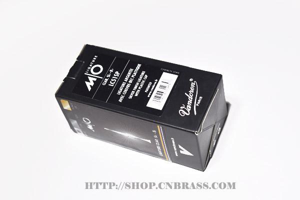 弯德林MO单簧管金属卡子LC51SP_4